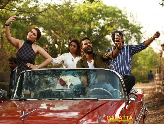 Gulaebaghavali Movie Supporting Cast Is A Big Highlight Prabhudeva Hansika