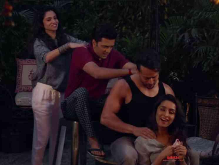 Faaslon Mein video song Baaghi 3 Tiger Shroff - Tamil Movie Cinema News
