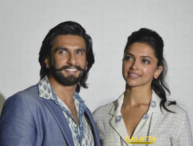 OFFICIAL: Deepika & Ranveer Wedding Date Locked!