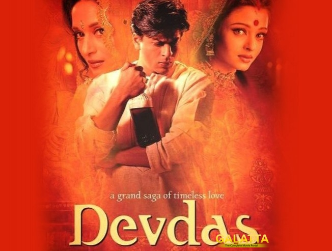 SRK's Devdas May Hit Screens Once More in 3D