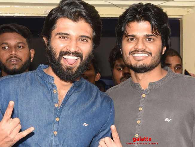 Vijay Deverakonda brother 2nd movie producer Anand Prasad - Tamil Movie Cinema News