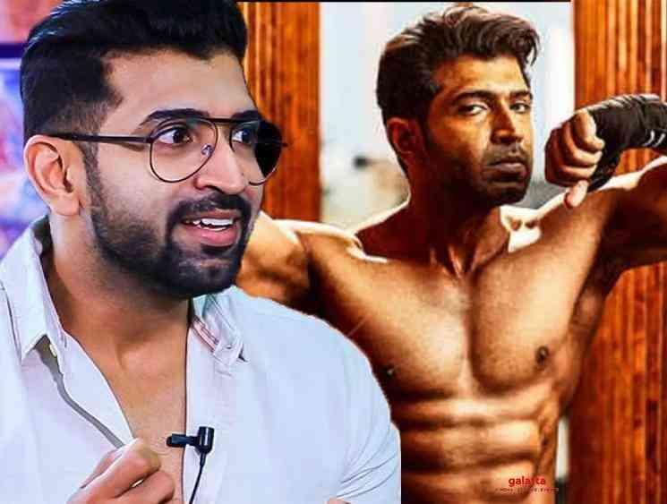 Arun Vijay needs clarity from Boxer producer to resume the film - Tamil Movie Cinema News