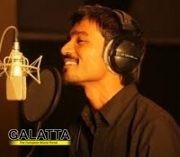 Dhanush croons with legend S. Janaki!