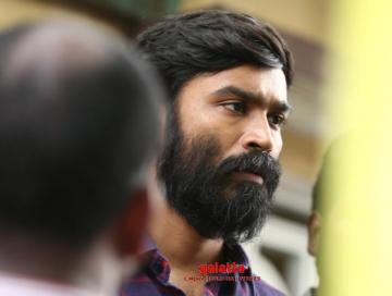 dhanush karthik subbaraj movie D40 wrapped Aishwarya Lekshmi - Tamil Movie Cinema News