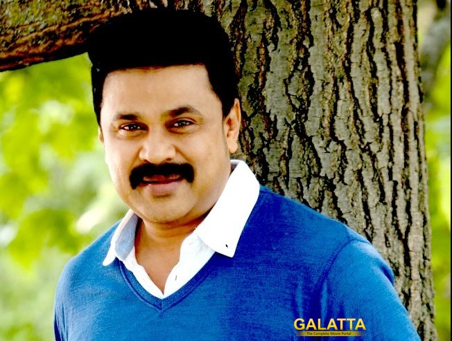 Conspiracy was hatched against me - Actor Dileep