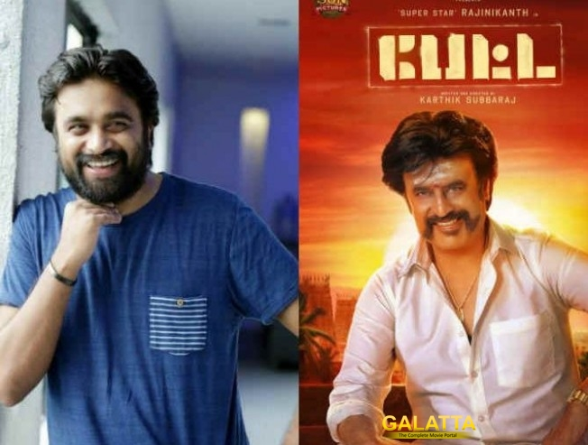 PETTA: Sasikumar's Exciting Picture From The Sets!