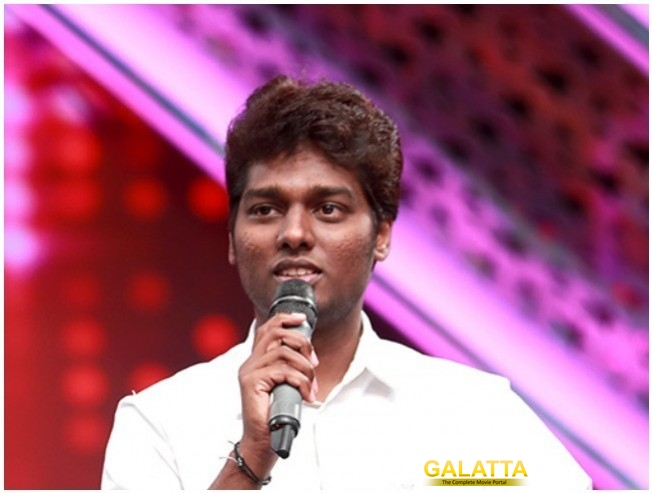 Director Atlee Confirms Next Film After Mersal To Be In Tamil Again
