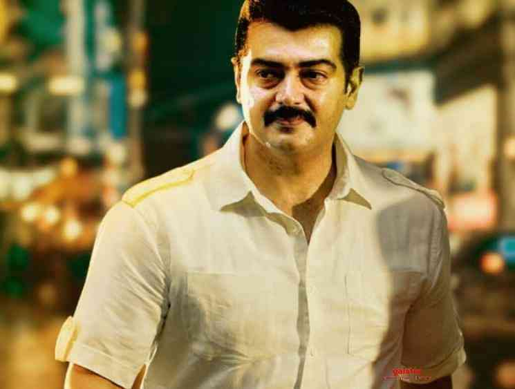 Thala Ajith Valimai first schedule wrapped at Hyderabad H Vinoth - Tamil Movie Cinema News