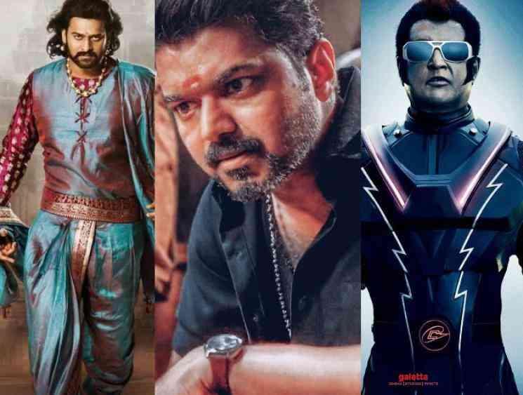 Vettri Theatres Top 10 Films of the Decade list Baahubali 2 Bigil - Tamil Movie Cinema News