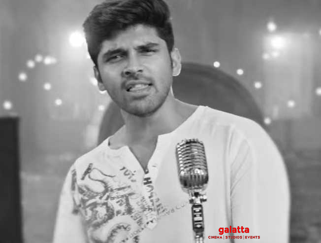 Dhruv Vikram Adithya Varma Edharkadi first song promo teaser - Tamil Movie Cinema News