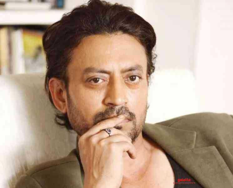 பாலிவுட் நடிகர் இர்ஃபான் கான் காலமானார் !- Latest Tamil Cinema News
