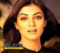 Sushmita comes up with new exercise style.