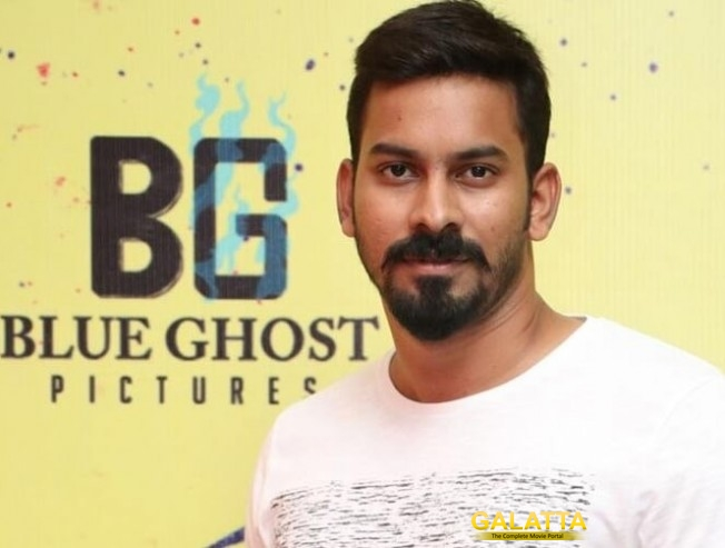 Iruttu Arayil Murattu Kuththu Telugu Remake Shoot Started Santhosh P Jayakumar Adult film Telugu debut - Tamil Movie Cinema News