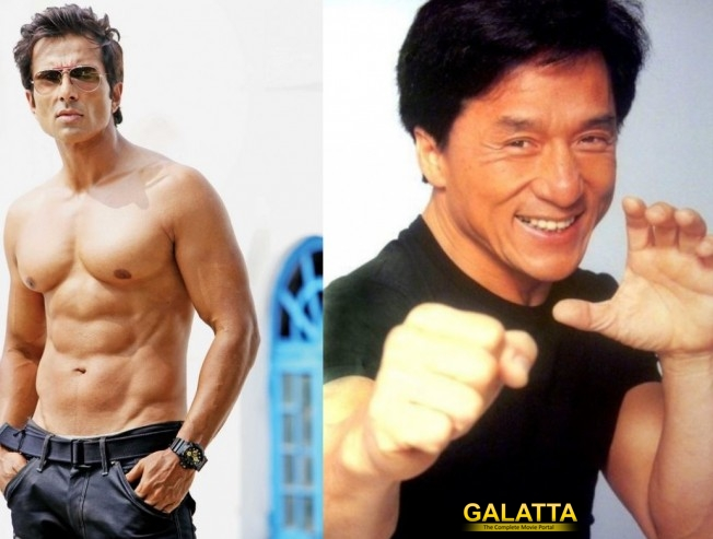 Jackie Chan to shoot at Jaipur!
