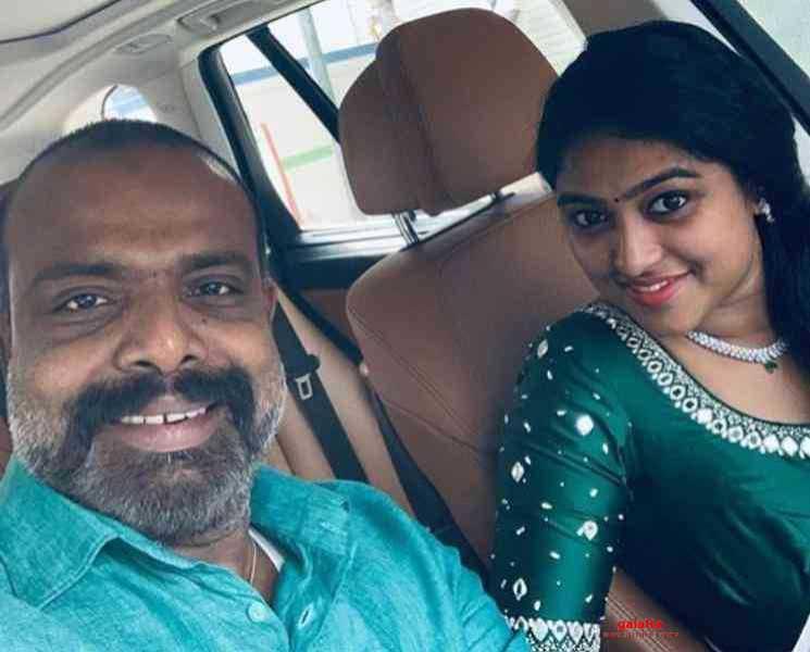 திருமண புகைப்படத்தை வெளியிட்ட பிரபல மலையாள நடிகர் !- Tamil Movies News