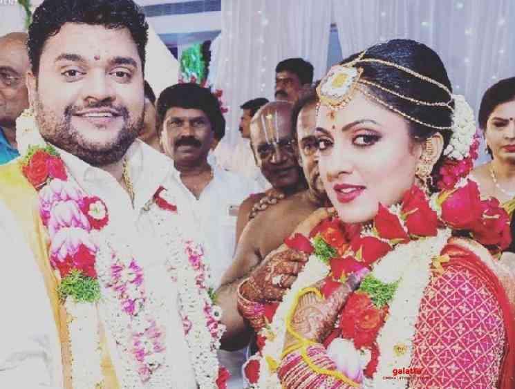 Nandha and Poove Unakaga fame Actress Sheela Kaur gets married - Tamil Movie Cinema News