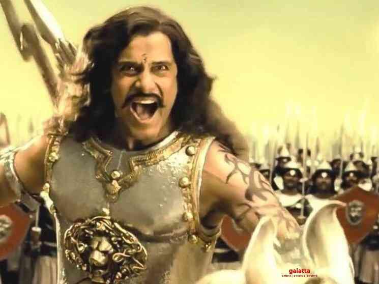RS Vimal confirms that Chiyaan Vikram Mahavir Karna not dropped - Tamil Movie Cinema News