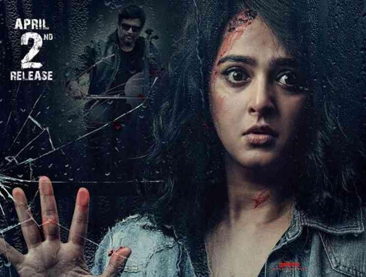 Nishabdham to release on April 2nd Madhavan Anushka - Tamil Movie Cinema News