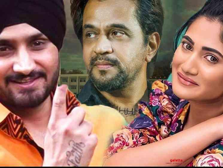 Arjun joins Harbhajan Singh Losliya movie Friendship - Tamil Movie Cinema News