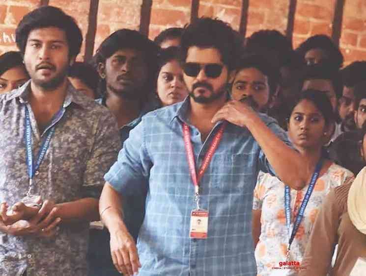 Producer T Siva statement on Master release postponement - Tamil Movie Cinema News