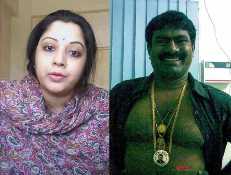 Actress Vijaya Lakshmi statement against Seeman and his followers - Tamil Movie Cinema News