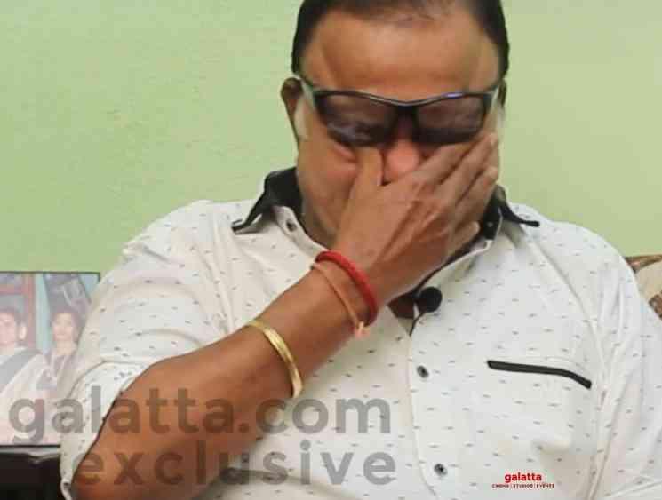 Actor Radha Ravi video clarifying rumours about his health - Tamil Movie Cinema News