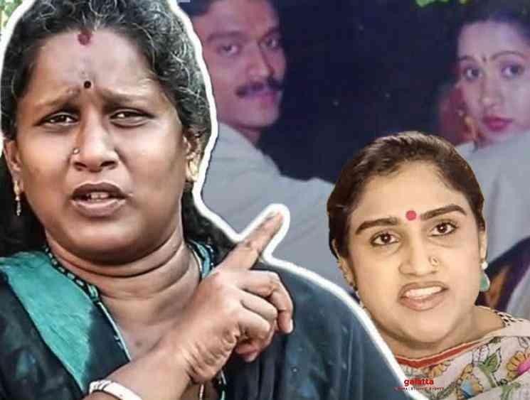 Peter Paul first wife Elizabeth Helen replies to Vanitha doubt - Tamil Movie Cinema News