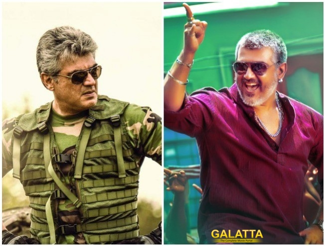 Ajith Viswasam Completely Set In India Compared To Vivegam