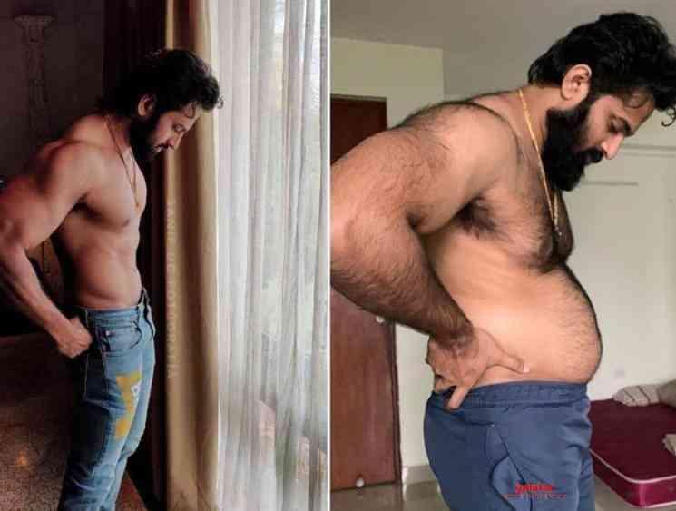 Malayalam actor Unni Mukundan body transformation - Tamil Movie Cinema News