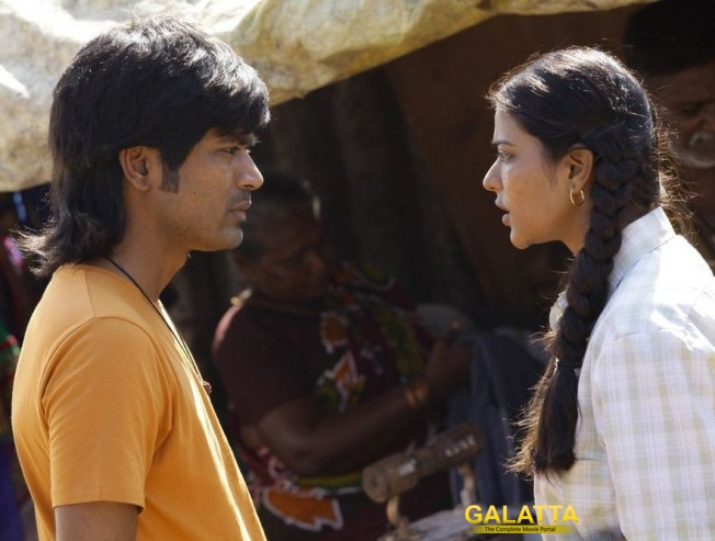 Maadila Nikkura Maankutty Song Promo Released Vada Chennai Dhanush Aishwarya Rajesh