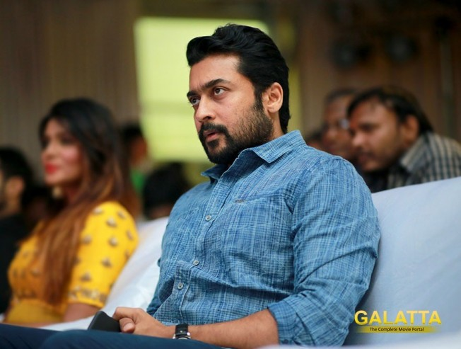 Suriya Issues Statement On Protests By His Fans Against TV Channel