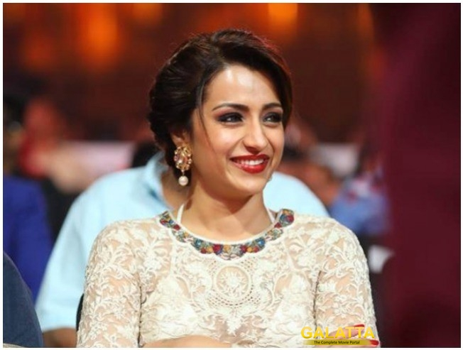 Trisha Krishnan And Her Dominance As An Actress And Social Welfare Ambassador