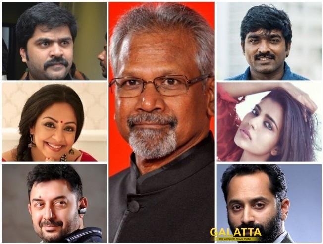 Aditi Rao Hydari Confirmed For Mani Ratnam Multi Starrer Simbu Jyothika Vijay Sethupathi