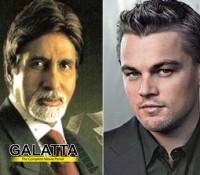 Amitabh to walk the red carpet with Leonardo Di Caprio!