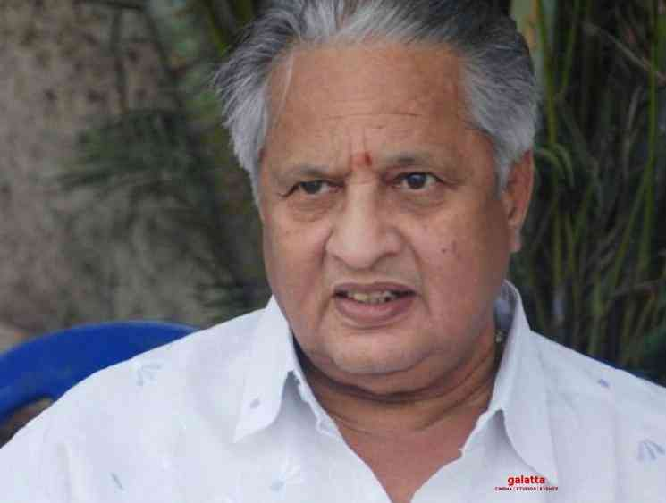 Director Actor Visu passes away at 74 due to health issues - Tamil Movie Cinema News