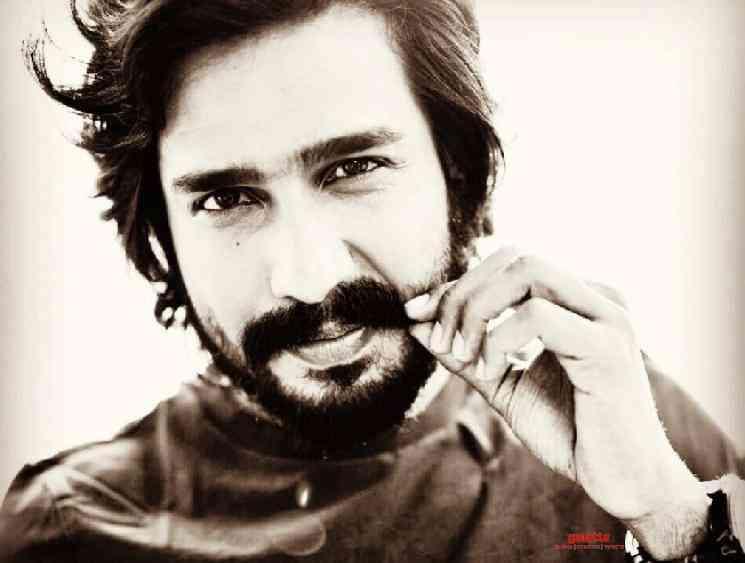 Vishnu Vishal emotional tweet about missing his son in lockdown - Tamil Movie Cinema News