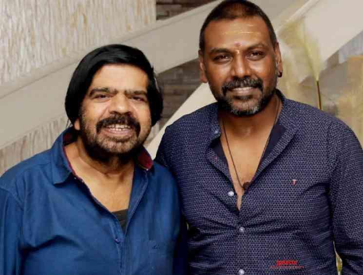 Raghava Lawrence donates 15 lakhs to Distributors Association - Tamil Movie Cinema News