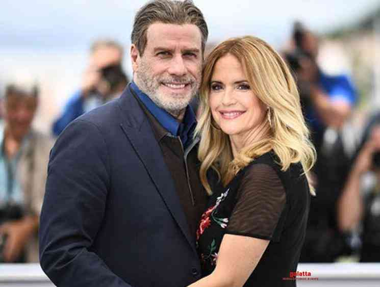 Kelly Preston dies at 57 years breast cancer John Travolta - Tamil Movie Cinema News