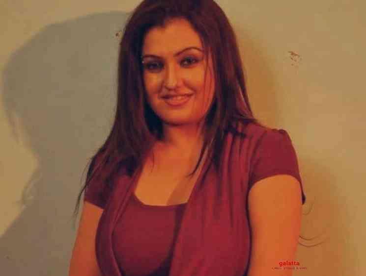 What happened to actress Sona Hayden - Tamil Movie Cinema News