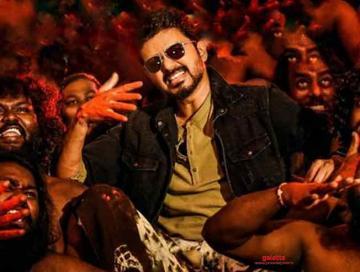 Bigil rayappan scene Thalapathy Vijay Atlee AR Rahman Nayanthara - Movie Cinema News
