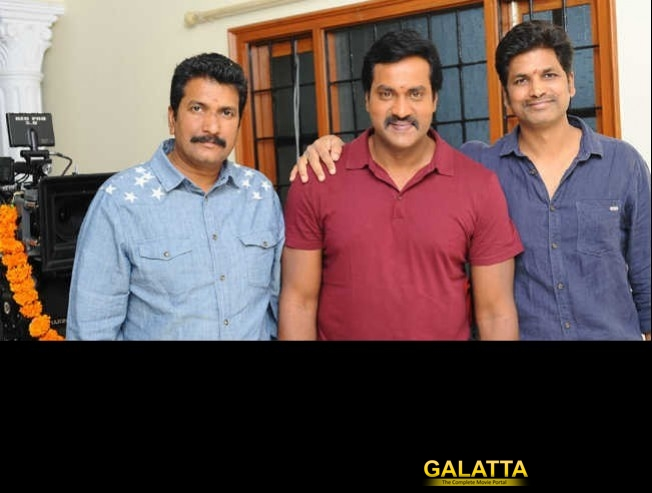 Sunil's next launched grandly!