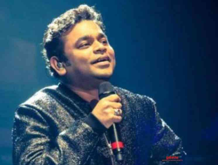AR Rahman in talks to score music for Prabhas film - Tamil Movie Cinema News