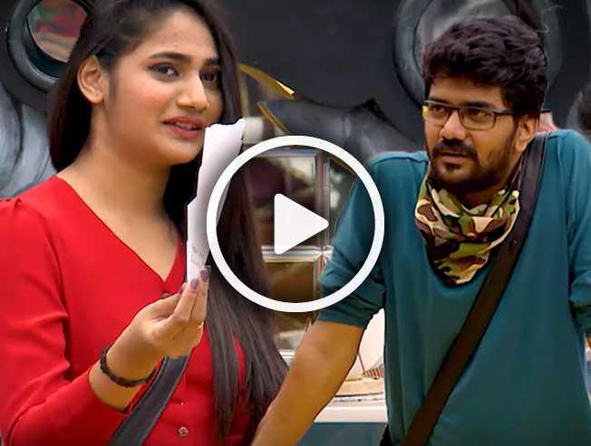 Kavin and Losliya in love Bigg Boss new promo - Tamil Movie Cinema News