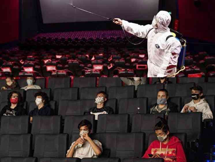 Multiplex body urges government to allow operation of theatres - Tamil Movie Cinema News