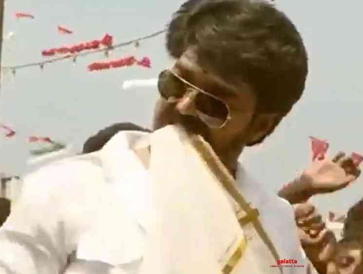 Thenandal Films release a Mersal video for Vijay birthday - Tamil Movie Cinema News
