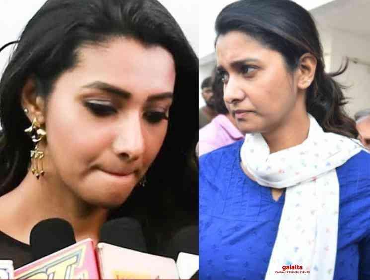 Priya Bhavanishankar emotional statement about Indian 2 accident - Tamil Movie Cinema News