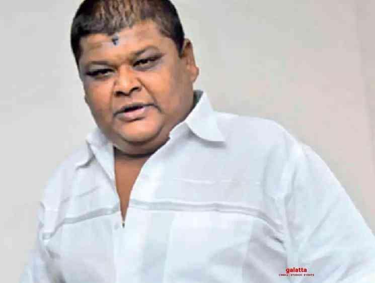 Kannada comedian Bullet Prakash passes away at 44 liver failure - Tamil Movie Cinema News