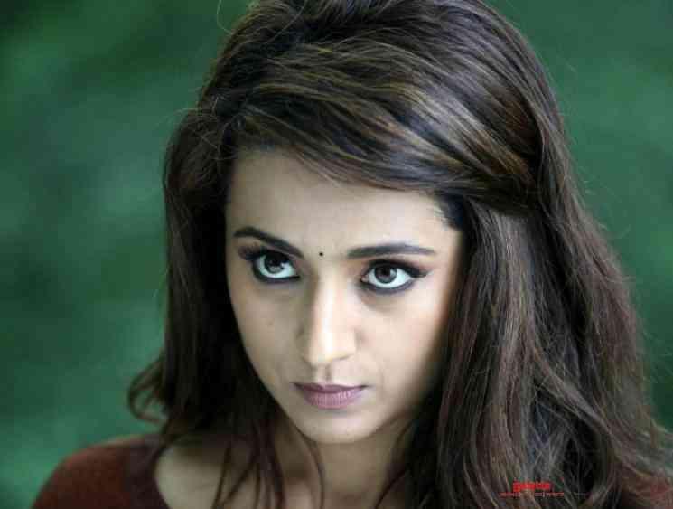 Producer T Siva warns Trisha Paramapadham Vilayattu promotions - Tamil Movie Cinema News