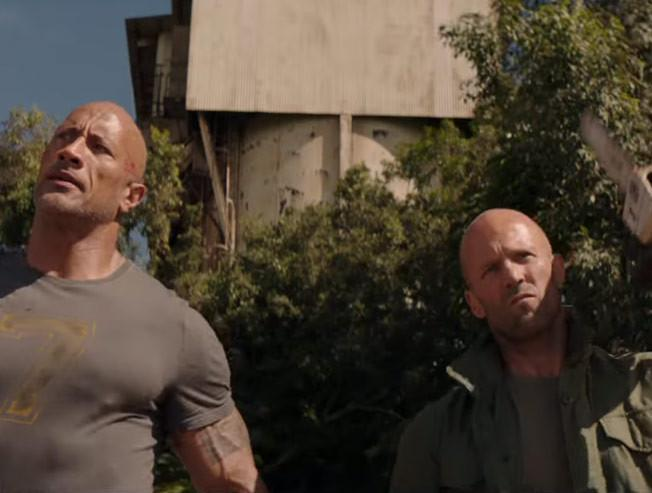 Fast & Furious Presents: Hobbs & Shaw - Official Trailer