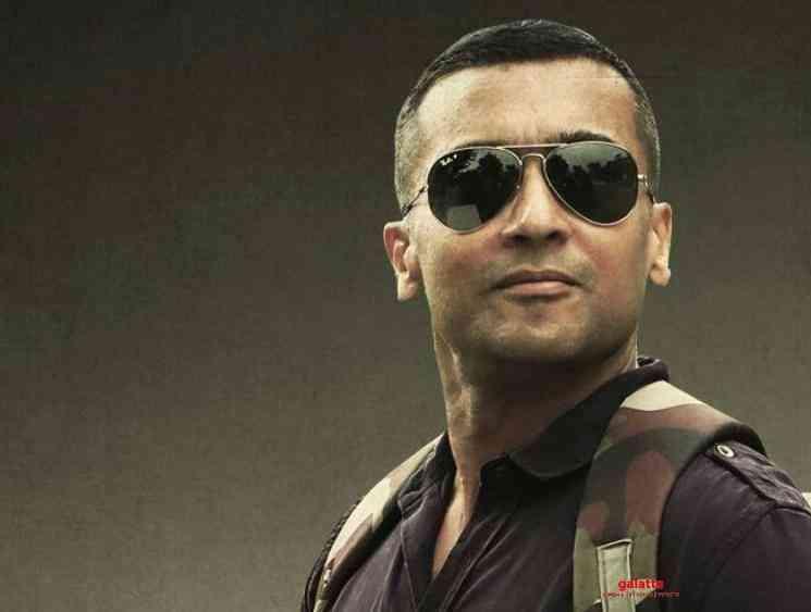 Soorarai Pottru special announcement at 5PM today Feb 5th - Tamil Movie Cinema News